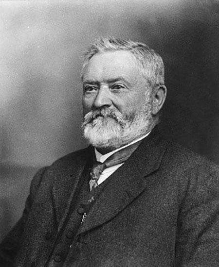 История Barker основатель